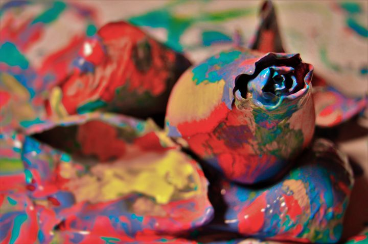 We're Painting the Roses...Red? - Alexis Patten