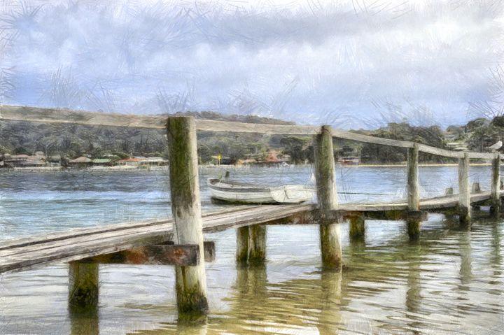 Lake scene - ant36au