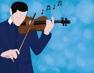 violinist - Dan K.