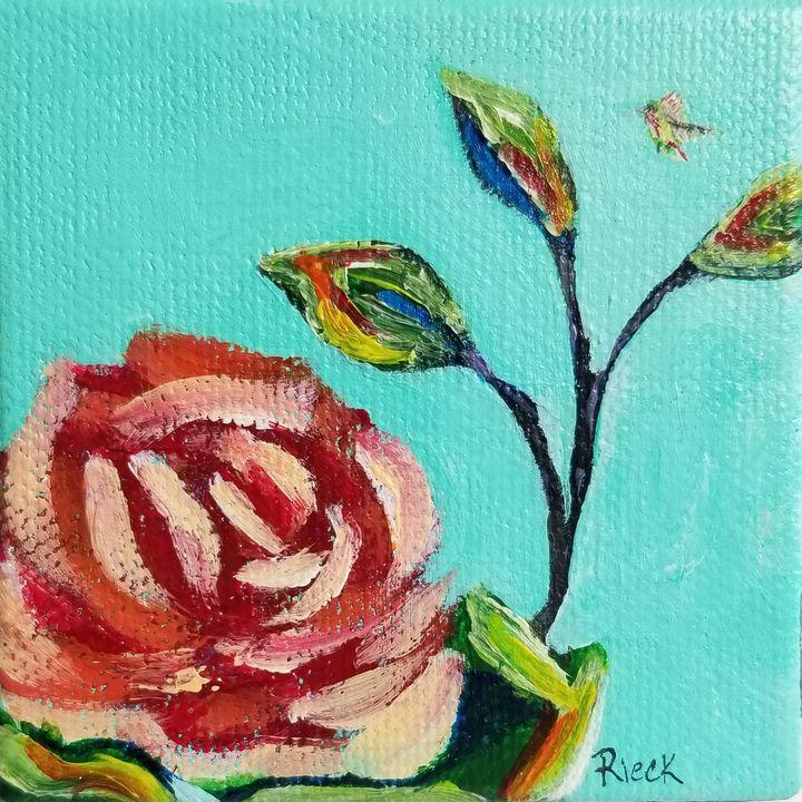 Tiny Little Flowers 3 - KDeniseArt