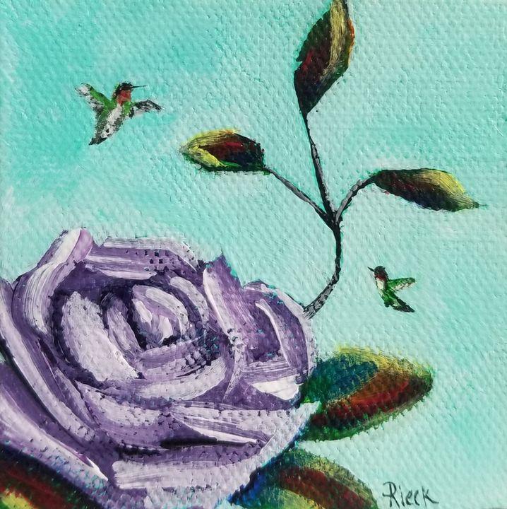 Tiny Little Flowers 7 - KDeniseArt