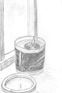Candle Lantern Light