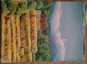 Landscape Nepal - Osuba gurung