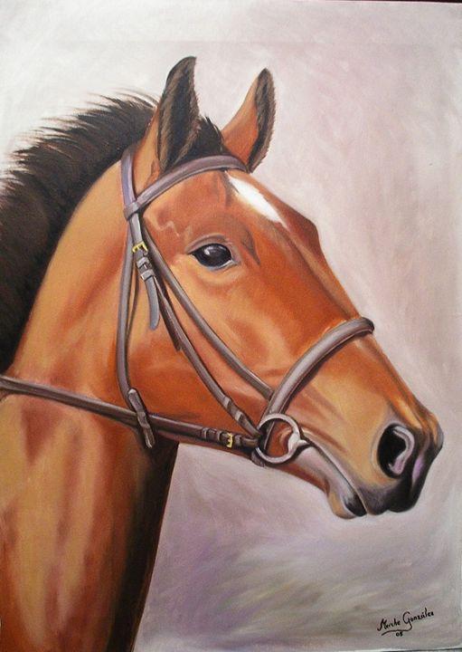 caballo - Megon Art