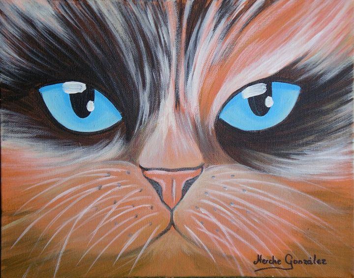 Gato Pardo - Megon Art