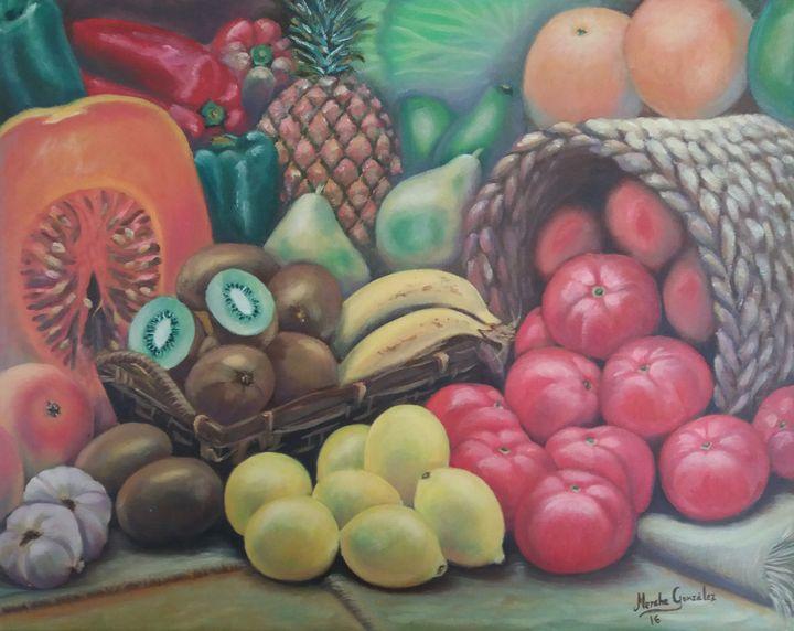 Bodegón - Megon Art