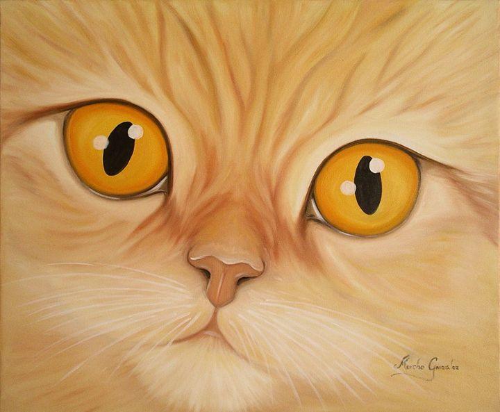 Gato - Megon Art
