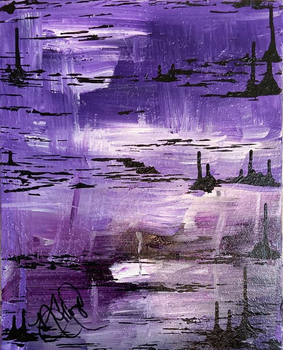 Purple Passion - Transference