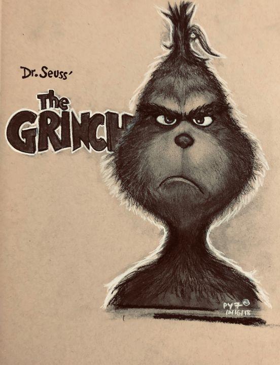 The grinch - PYArt