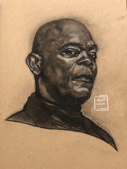 Samuel L. Jackson - PYArt