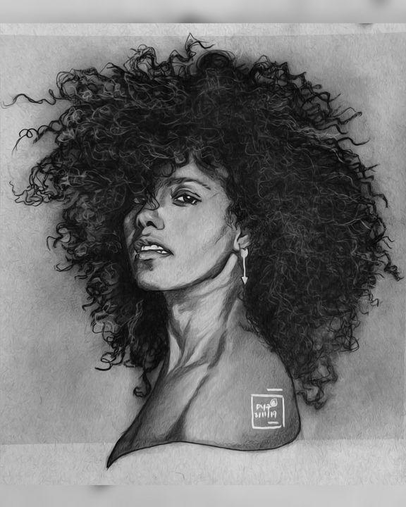 Alicia Keys - PYArt