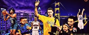 Steph Curry - From the QC to the Bay
