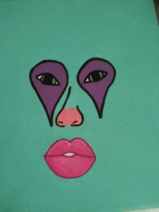 Mask - Sierra Silver