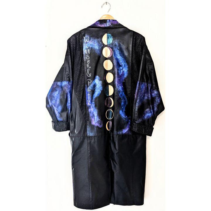 Cosmic Moons Jacket (M) - Willson and Patz