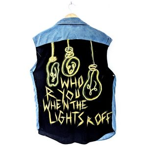 Lights Off Vest (XL)