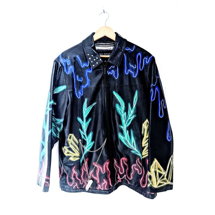 Elemental Connection Jacket (L) - Willson and Patz