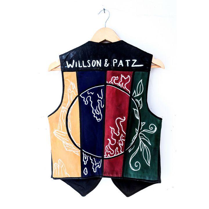 Life Cycles Vest (S) - Willson and Patz