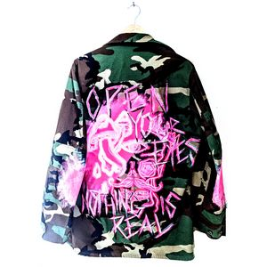 Nothing is Real Camo Jacket (M)