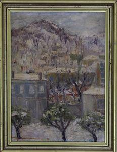Dimër në Pogradec