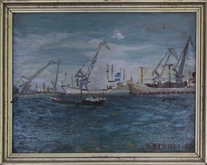 Në portin e Durrësit