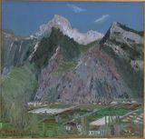 Peisazh nga Zvicra by Besim Biduli
