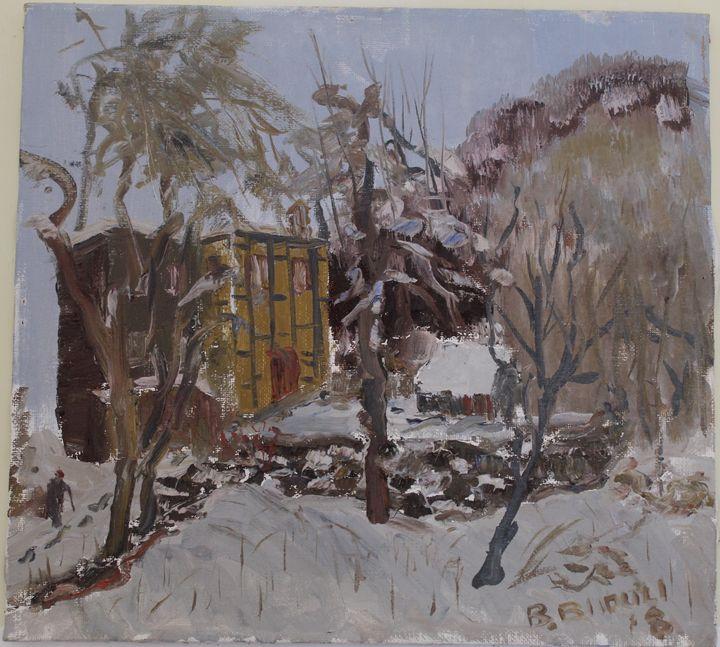 Dimër në Dardhë - biduli