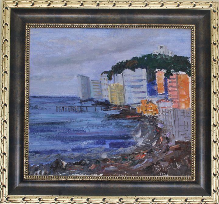 Peisazh nga Durrësi - biduli