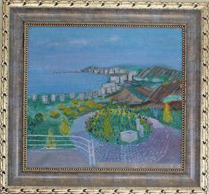 Peisazh nga vila e piktorit