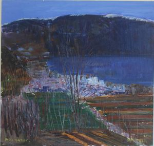 Peisazh nga Pogradeci