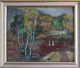 Fshat në Pogradec