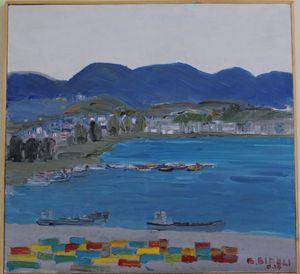 Peisazh në Durrës