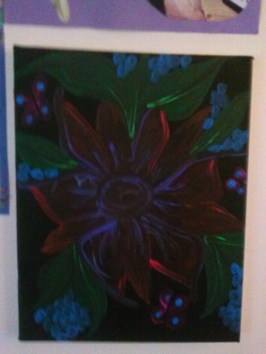 flower - Amys Art