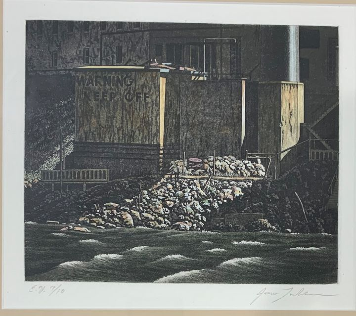 James Torlakson Alcatraz II - Auction Art