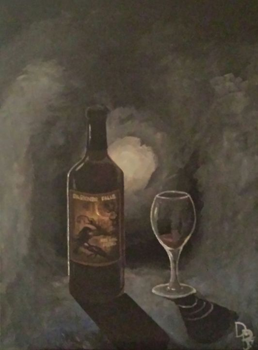 Wine in Darkness - Dave Roy Jr.