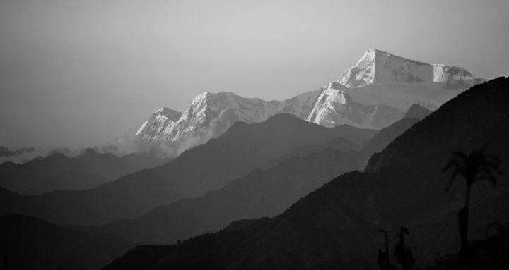 Himalayas - Sunil Bhandari