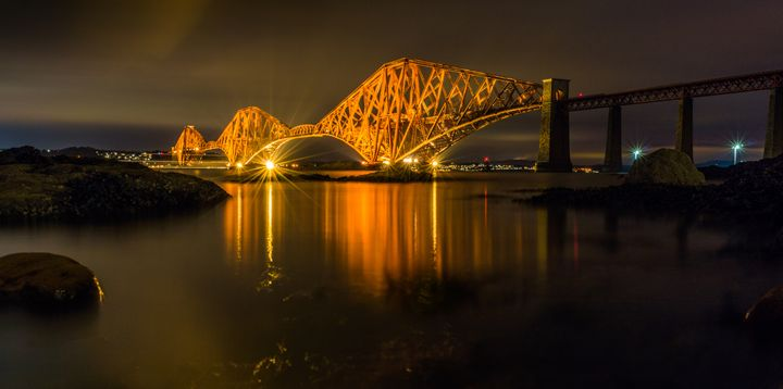 Forth bridge - Sunil Bhandari