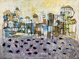Jaffa facing the sea