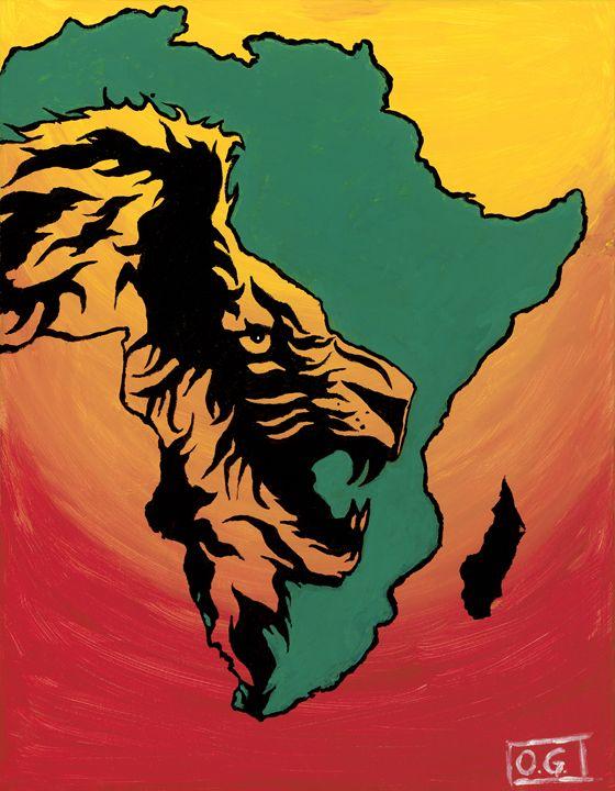 African LION - OG