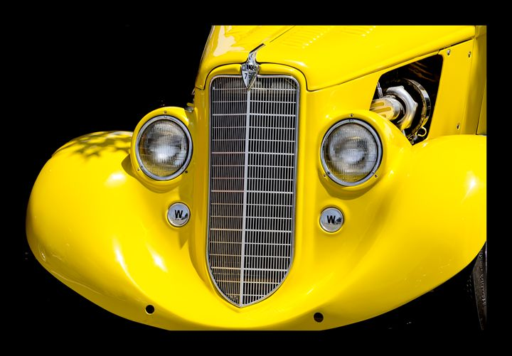 Yellow Willys 77 - Joie Cameron-Brown Photography