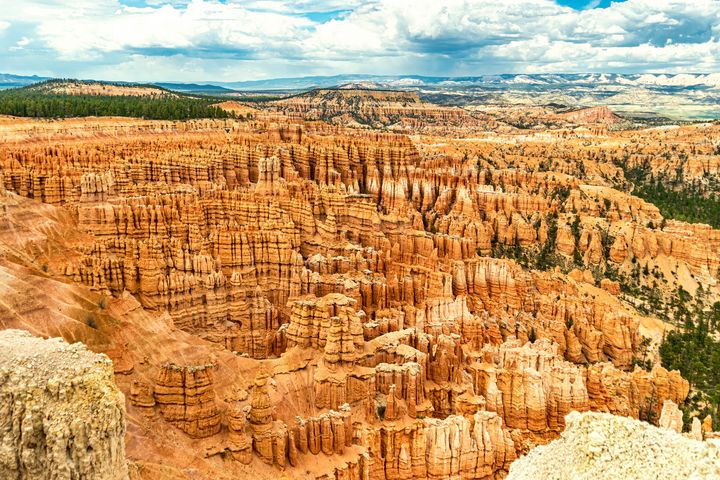 Bryce Canyon HooDoos - Joie Cameron-Brown Photography