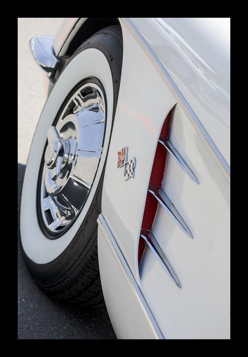 Classy Corvette - Joie Cameron-Brown Photography