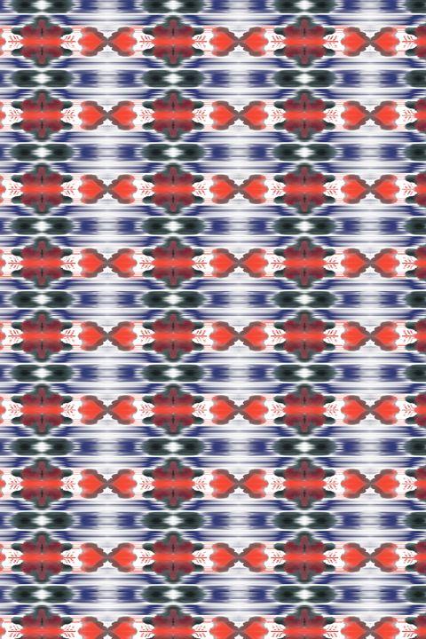 ikkat design - subhash designs