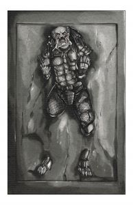 Hunter in Carbonite