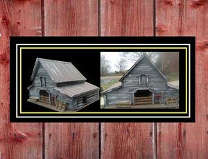 Texas Hay Barn