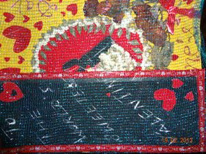 Front View Valentines Handmade