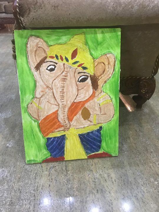 Little Ganesha - Diva's