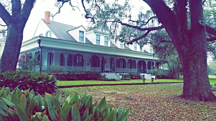 Haunted Myrtle Plantation - pace photography