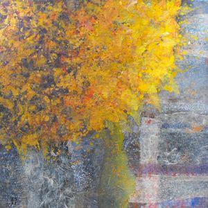 Yellow tree #3 (2011) - Elena Secci