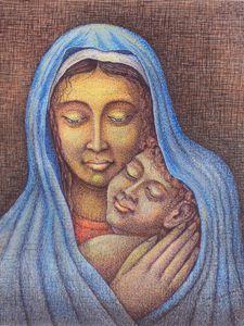 Madona & Child