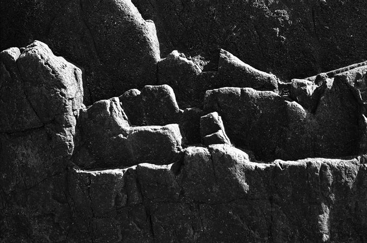Rock Formation, Oregon - DeGrand Photography